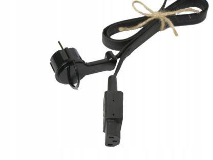 Kabel zasilający do komputera - przewód 2mm